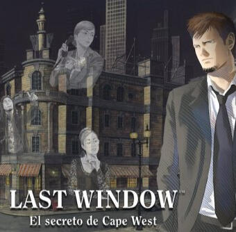 Last Window: The Secret of Cape West cover